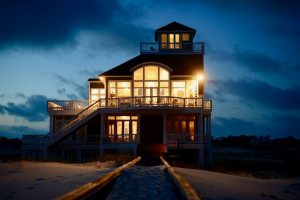 Skywalk Lodge vacation home in Fort Morgan is the perfect spot for your next family reunion