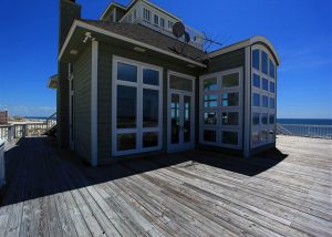 Skywalk Lodge Beach Rental in Fort Morgan Alabama