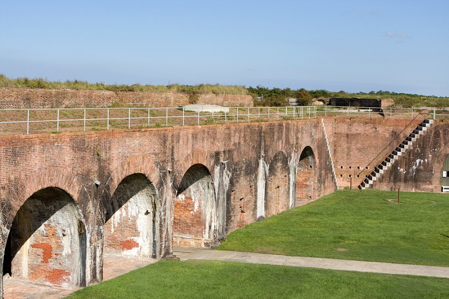 A Visit to Fort Morgan is one of our favorite things to do during your Gulf Shores vacation