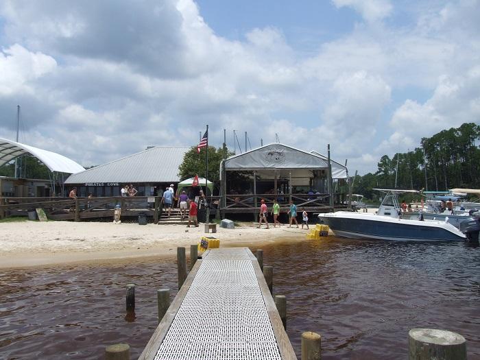 fort morgan waterfront restaurants
