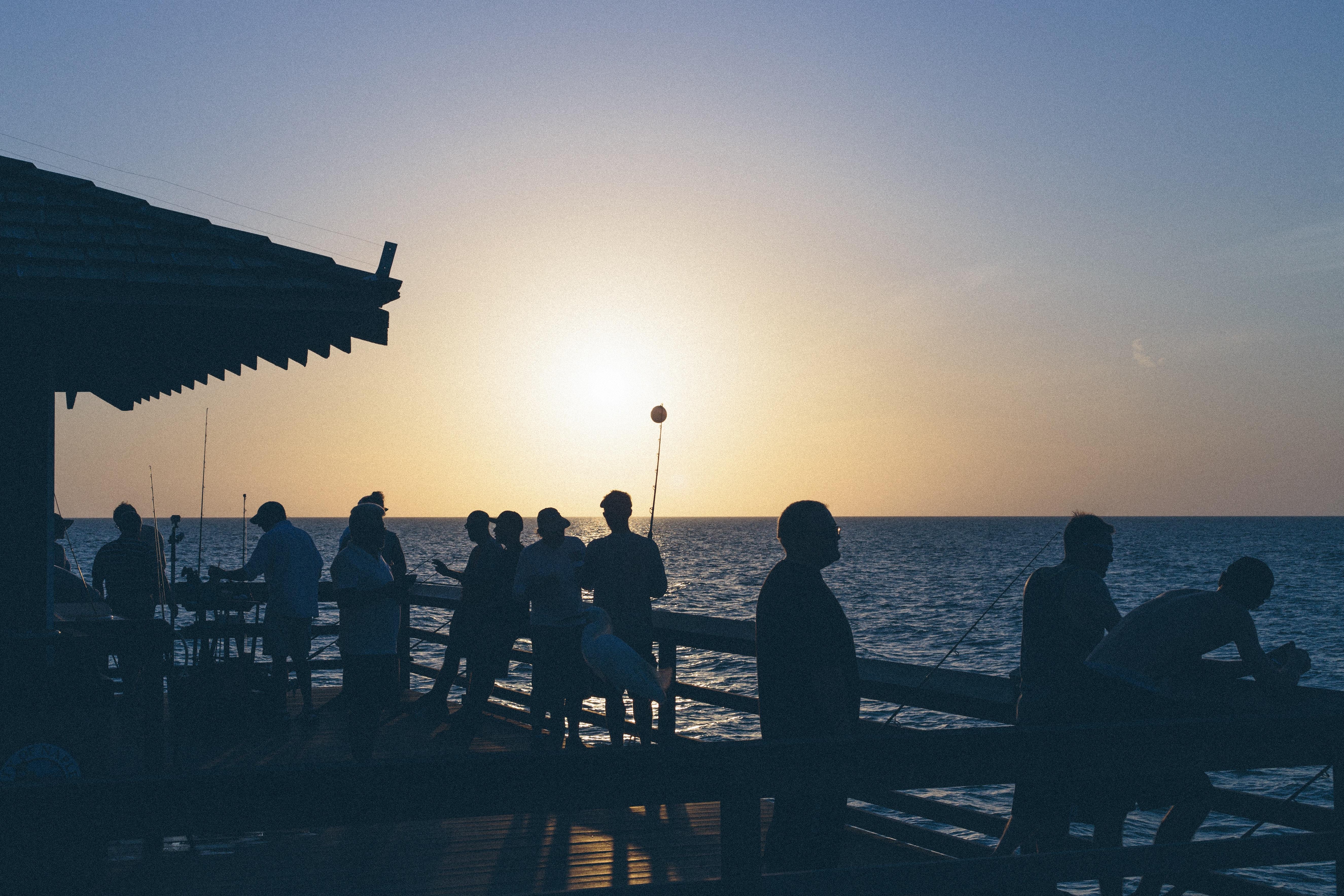 Gulf State Park Fishing Pier