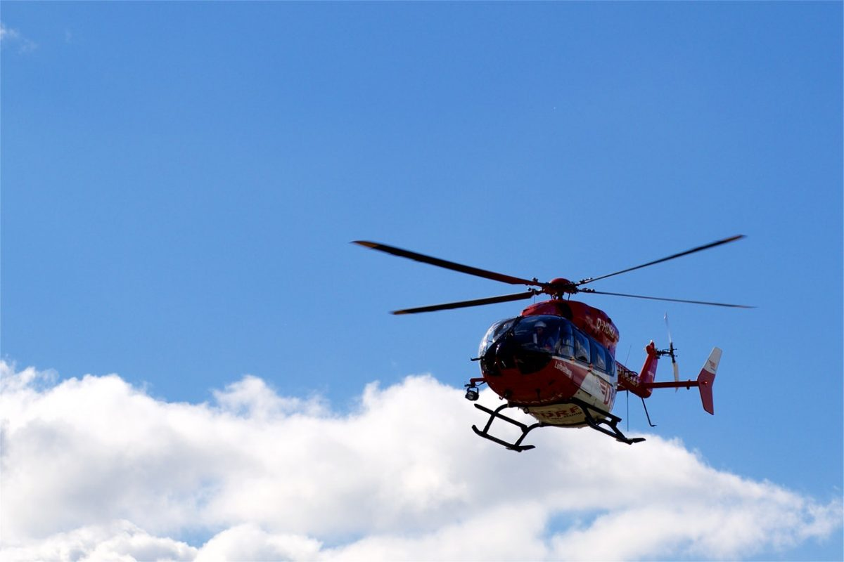 gulf shores helicopter tours