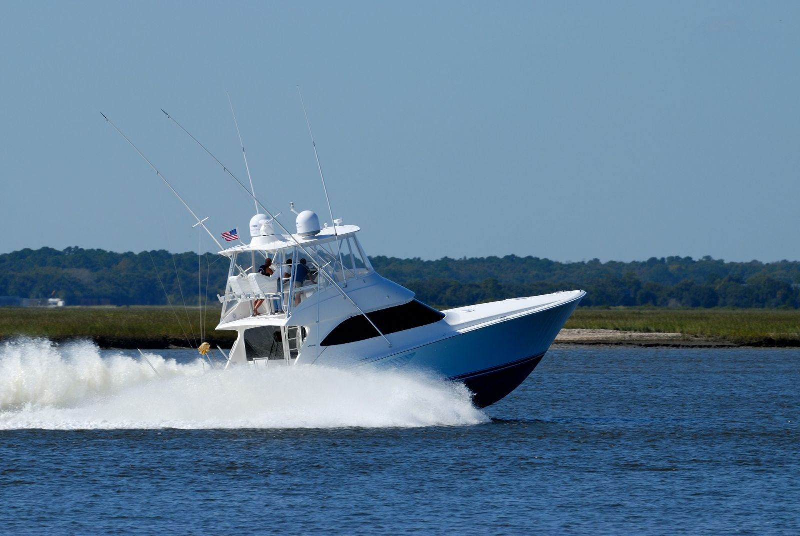 Fishing Charters Fort Morgan