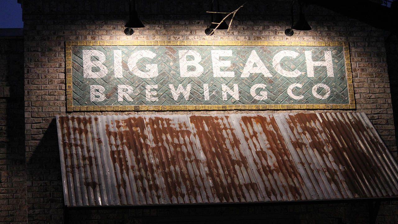 Big Beach Brewing Co. Gulf Shores
