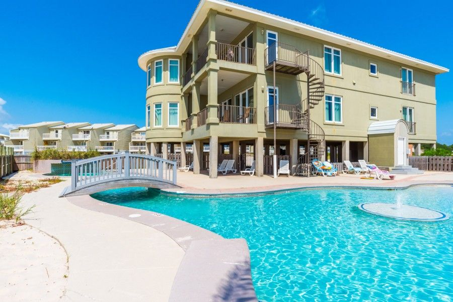 Your Fort Morgan getaway stay in one of our Gulf view rentals