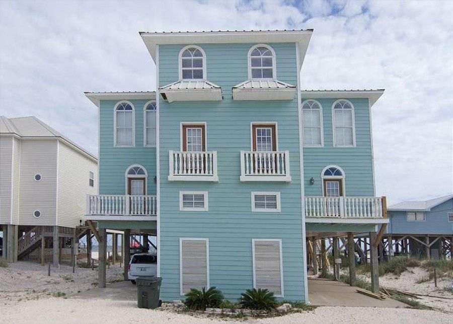 Gulf Shores rental that has gorgeous ocean views from the rooms