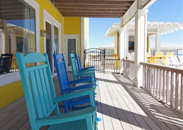 gulf shores luxury rentals