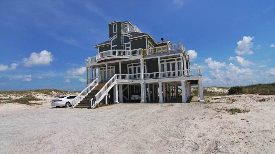 Fort Morgan Beachfront Rentals