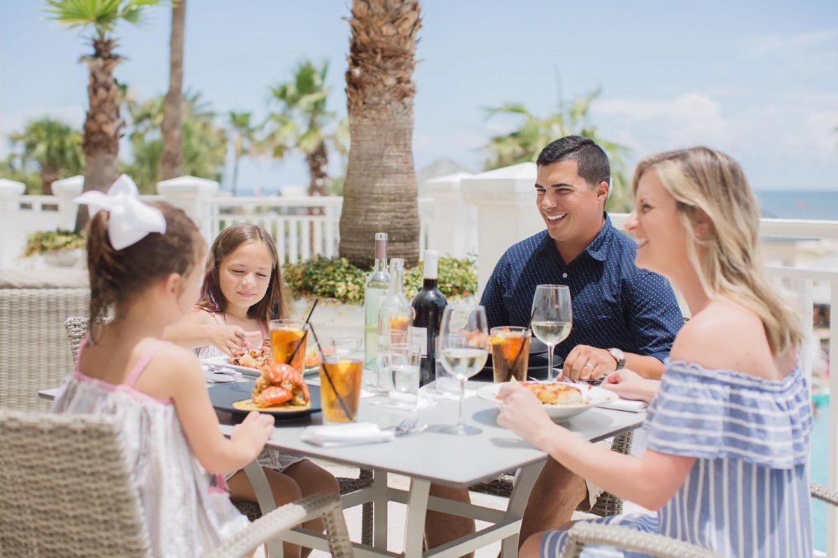 Enjoy Fort Morgan Dining at Coast Restaurant
